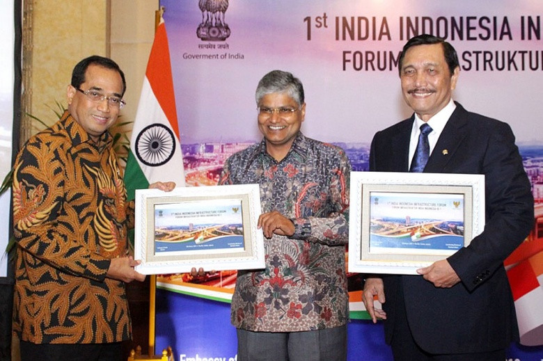 India eyes investments in Indonesia's infrastructure, health industries