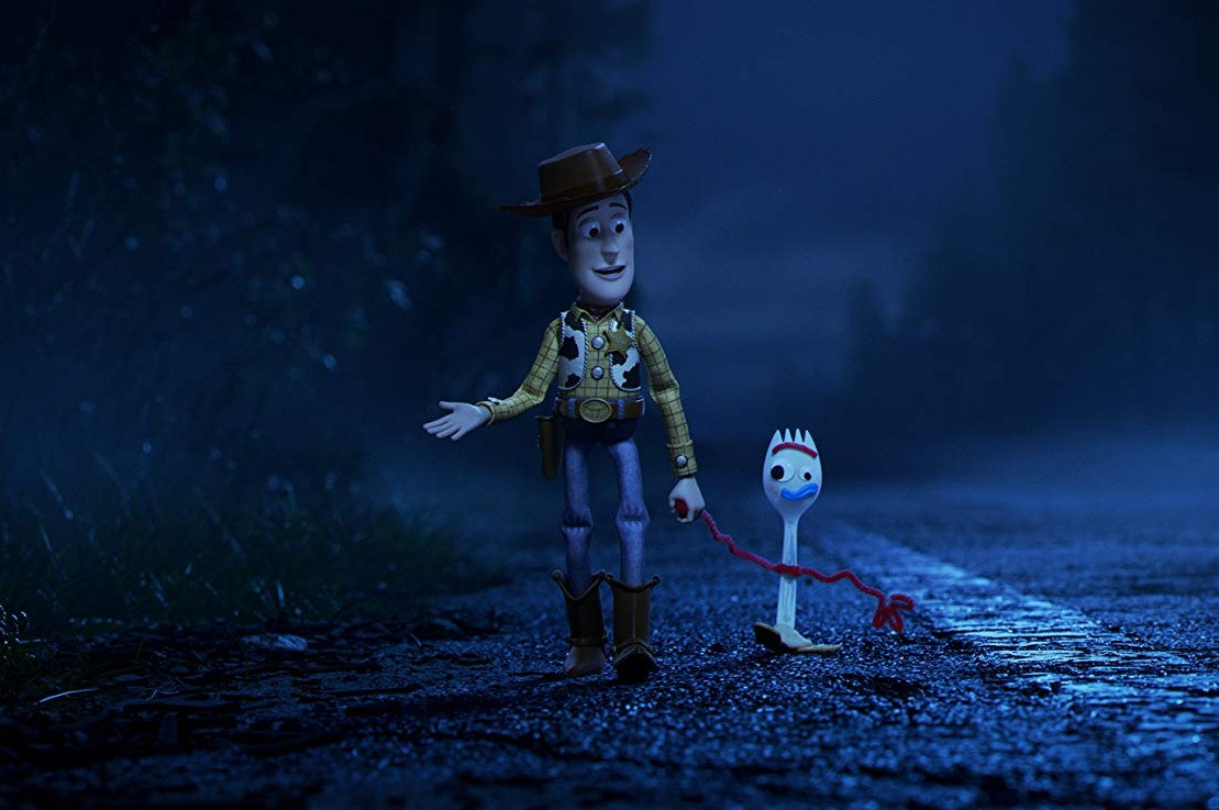 'Toy Story': a tale of Pixar's technological evolution
