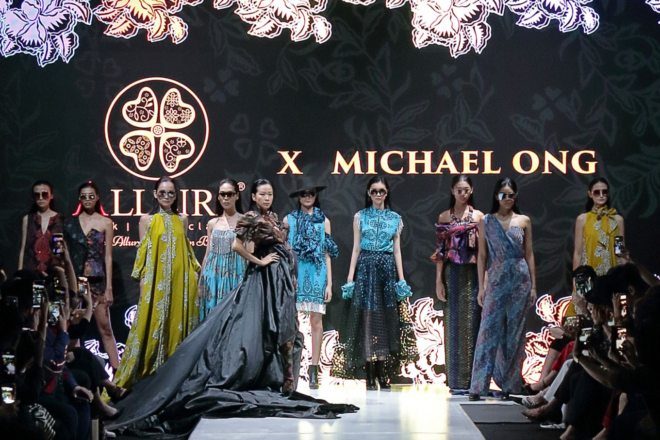 Feminine touch, summer spirit lights up Plaza Indonesia Fashion Week