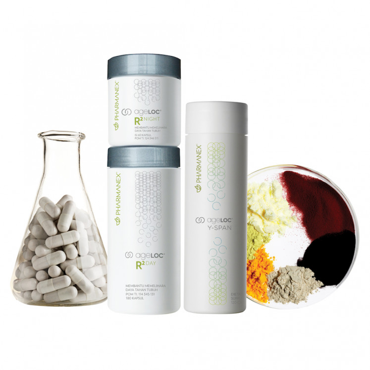 NuSkin's food supplement Ultimate Duo is based on technology that can influence genes in the body