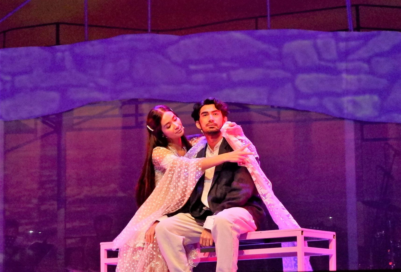 'Love Is Never Simple': A musical celebrates Indonesia's love poems