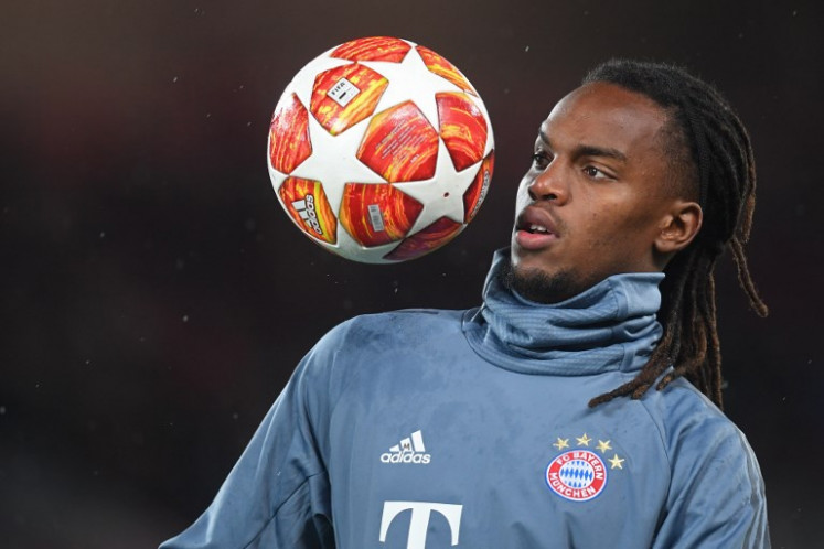 'Unhappy' Sanches considering leaving Bayern Munich