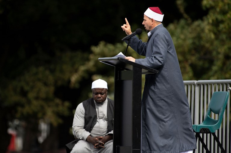 NZ is 'unbreakable': Excerpts from the Friday sermon by Al Noor Mosque imam