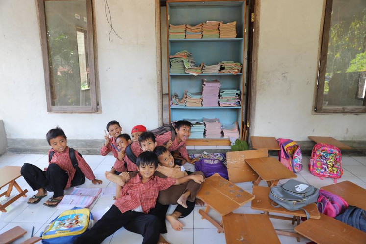 Bali Children Foundation extends education projects in Lombok, Gili islands