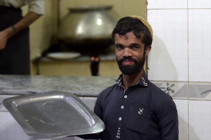 House of Khan: Pakistani finds fame as 'Game of Thrones' doppelganger