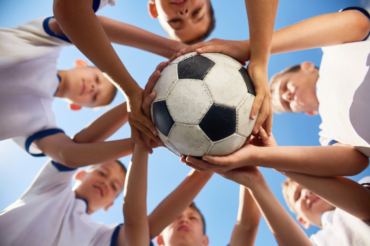 Playing team sports could boost brain size and reduce depression in kids