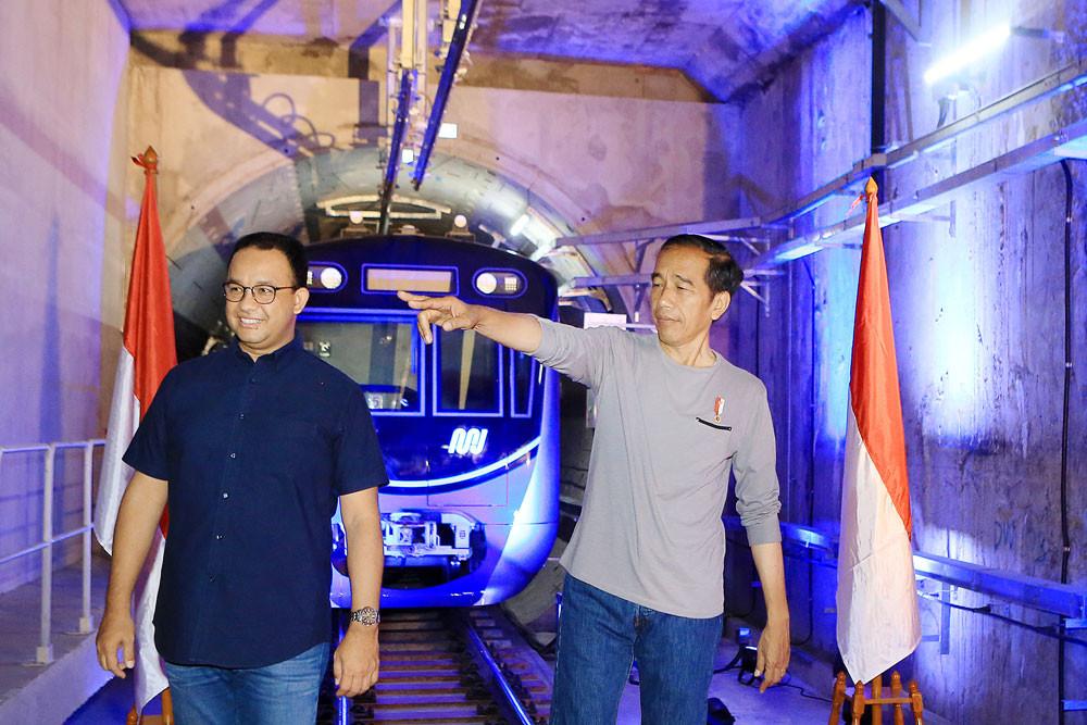 At Rp 8,500, minimum MRT Jakarta fare cheaper than proposed