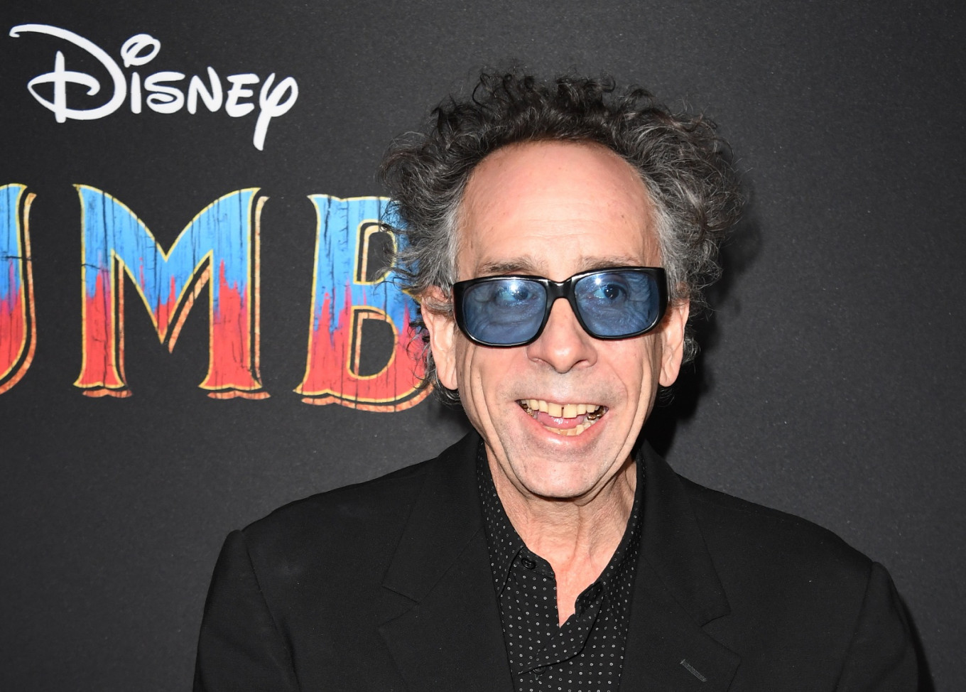 Filmmaking icon Tim Burton soars to new heights with 'Dumbo'