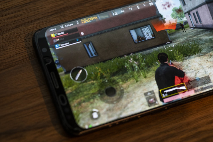 PUBG Mobile to enliven DWP 2019