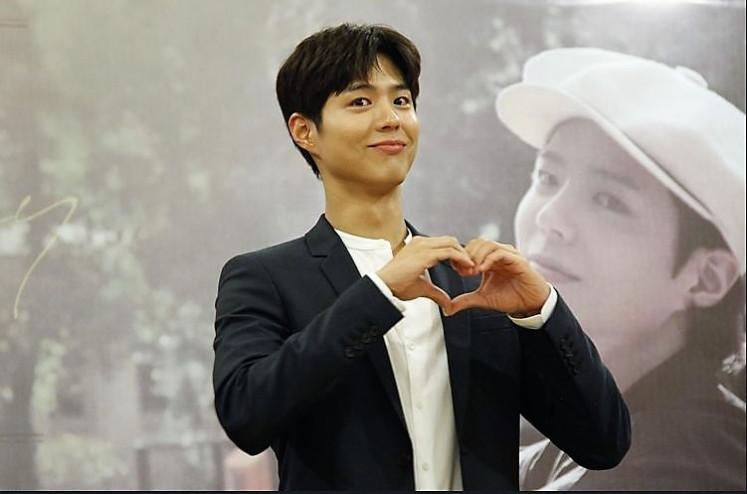 Park Bo-Gum wows Jakarta fans - Entertainment - The Jakarta Post