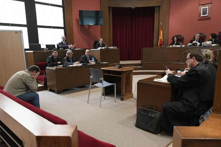 Catholic school sex abuse case goes to trial in Spain