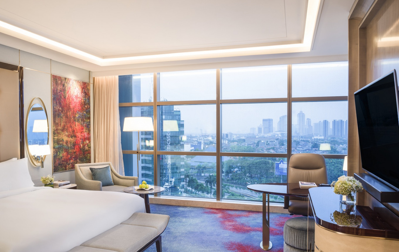 InterContinental Jakarta Pondok Indah now open for business