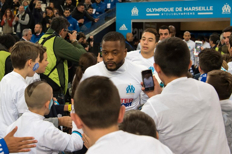 Evra faces legal challenge over 'homophobic' PSG abuse