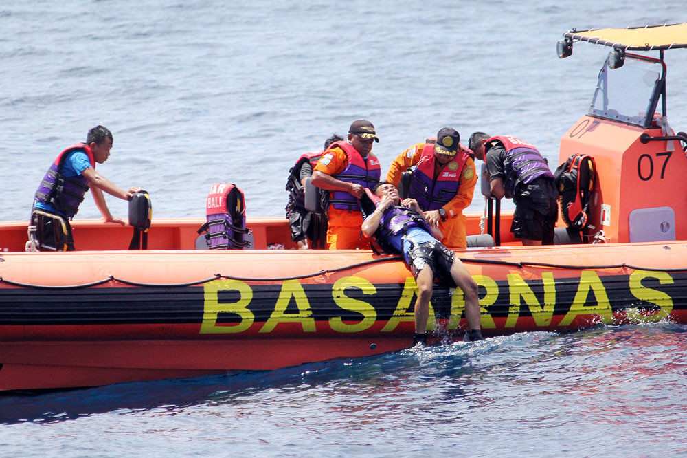 'No distress call': Basarnas searches for 31 still missing in South Kalimantan boat sinking