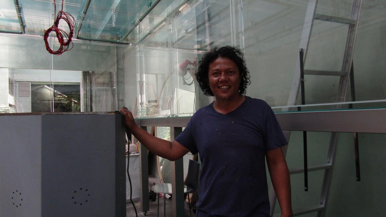Handiwirman Saputra: Third Indonesian artist to exhibit work at Venice Biennale