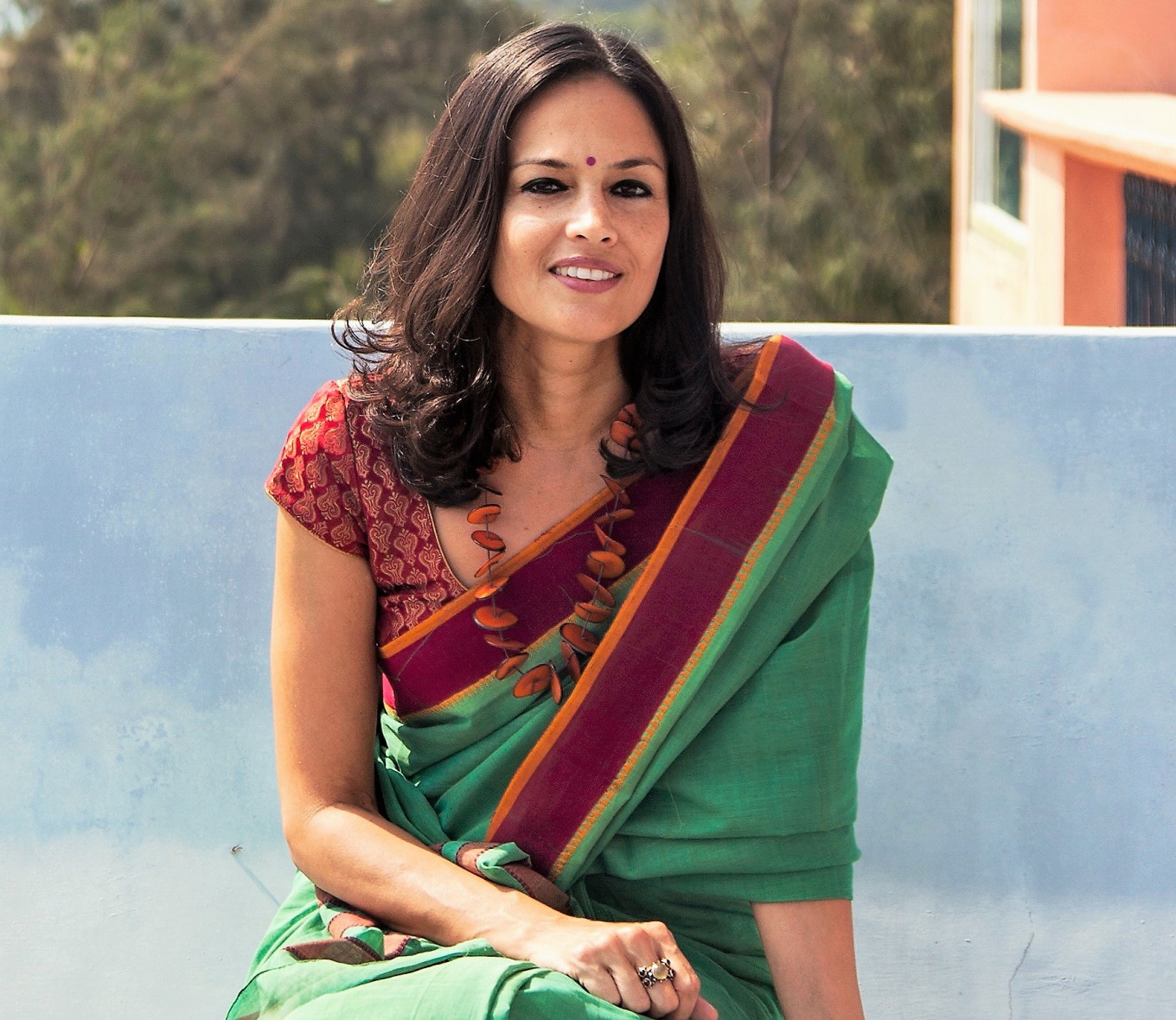 Tishani Doshi transforms grief into expression of life