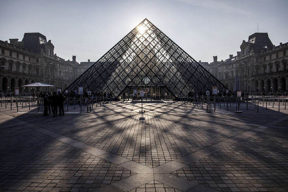 From outrage to icon: Paris marks 30 years of Louvre's pyramid