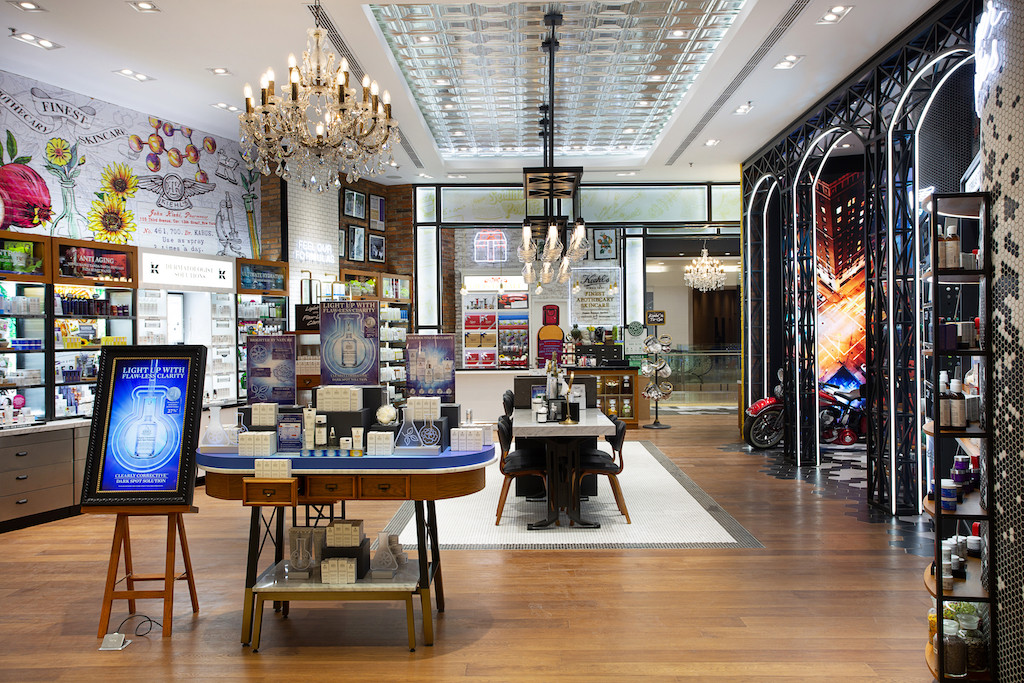 Kiehl's biggest store in Asia-Pacific opens in Jakarta