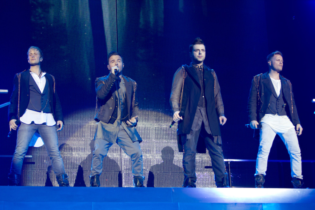 Westlife to perform additional show in Indonesia