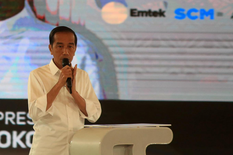 I still have trust in TNI, Jokowi tells Prabowo