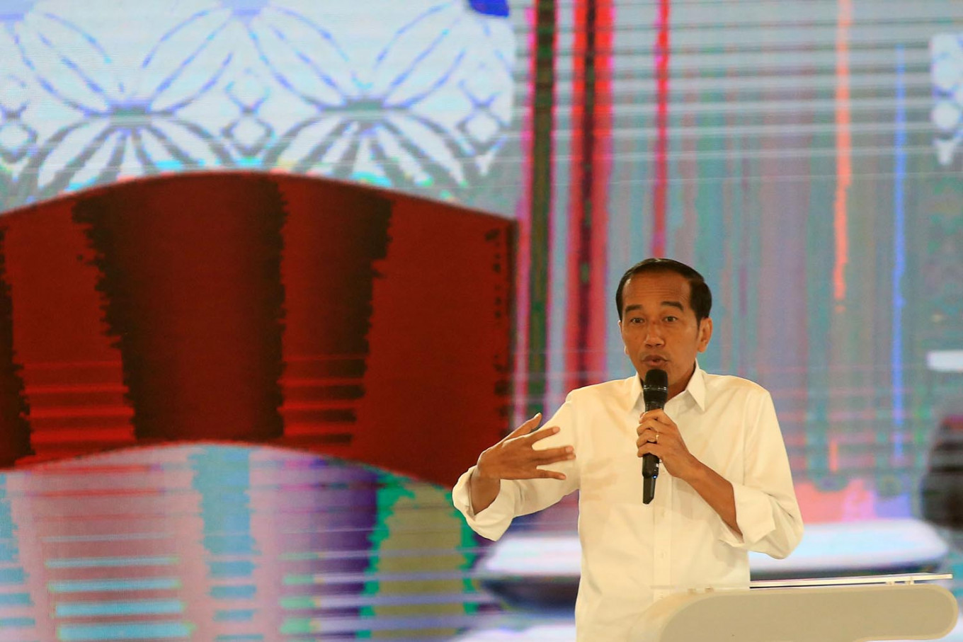 Jokowi discusses Aramco investment in Cilacap refinery project