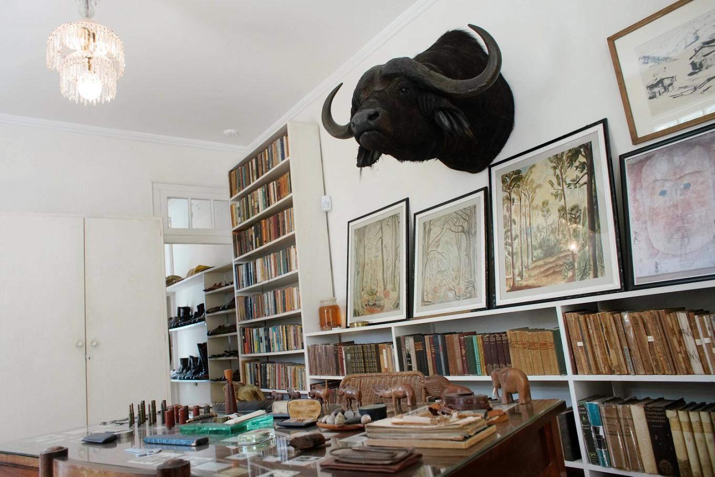 Hemingway center opens in Cuba to preserve writer's work