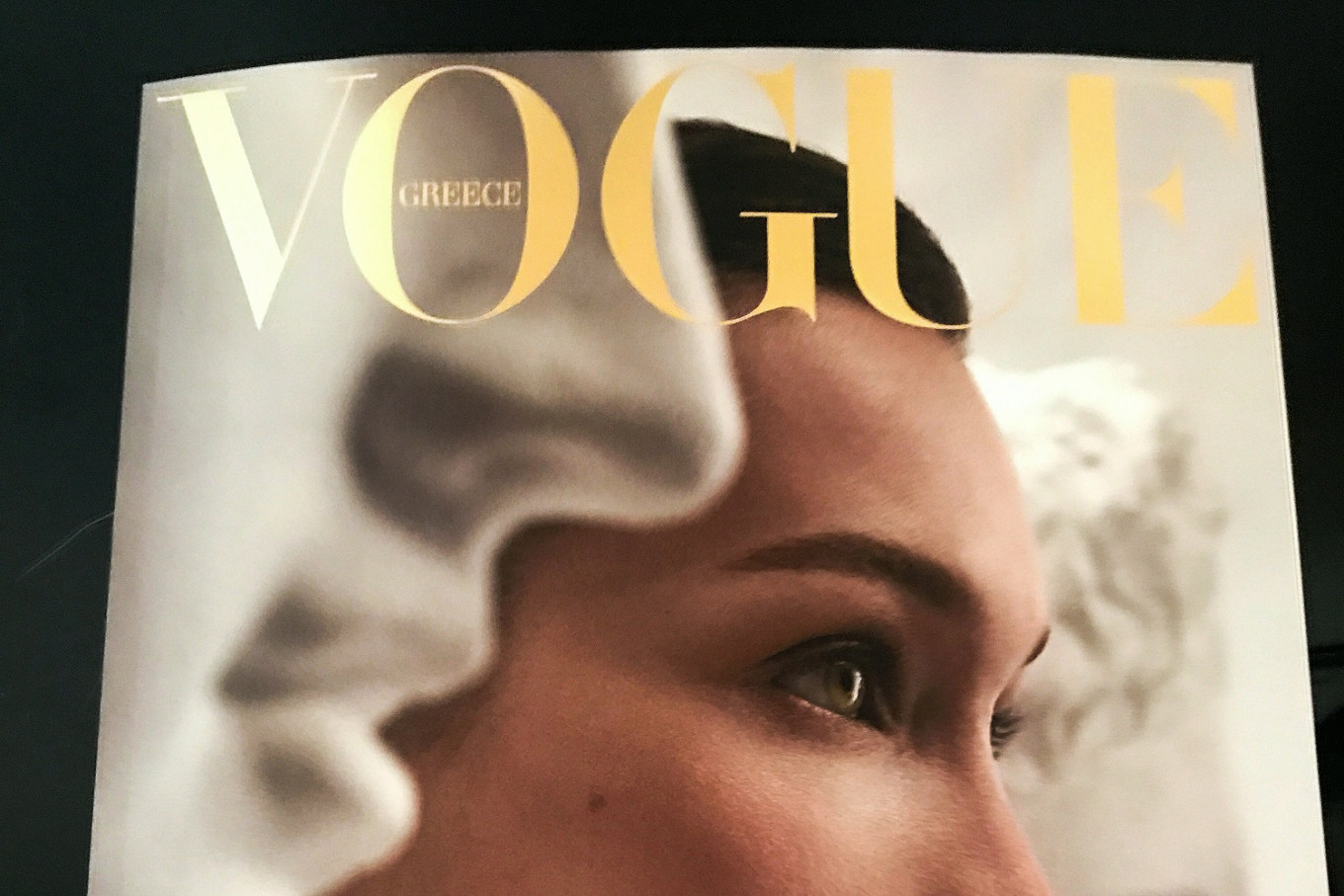 Vogue magazine makes comeback in Greece as debt crisis ebbs