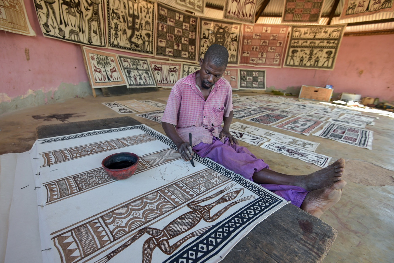 Picasso in Ivory Coast? A village tells of its brush with the artist