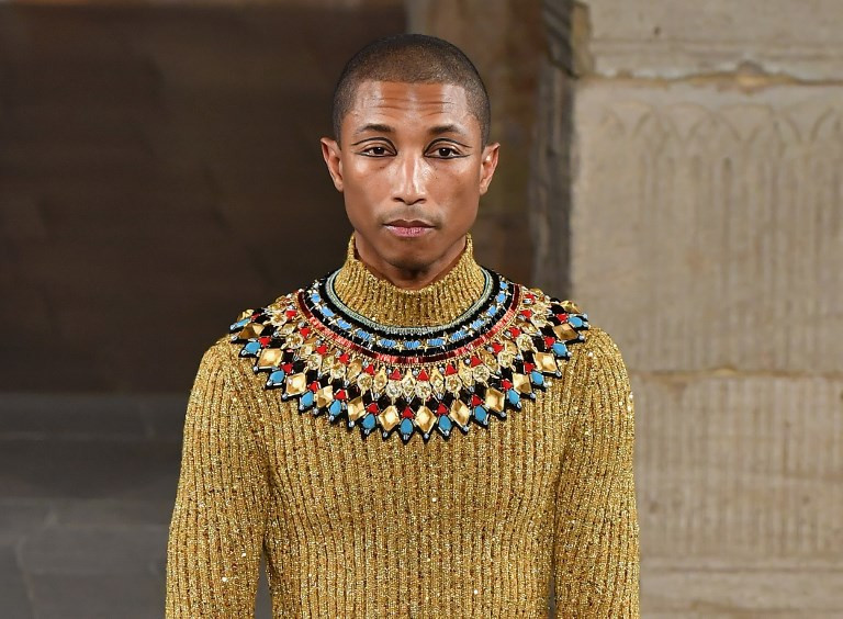 d9af50ff8 Pharrell Williams dreams up capsule collection with Chanel ...
