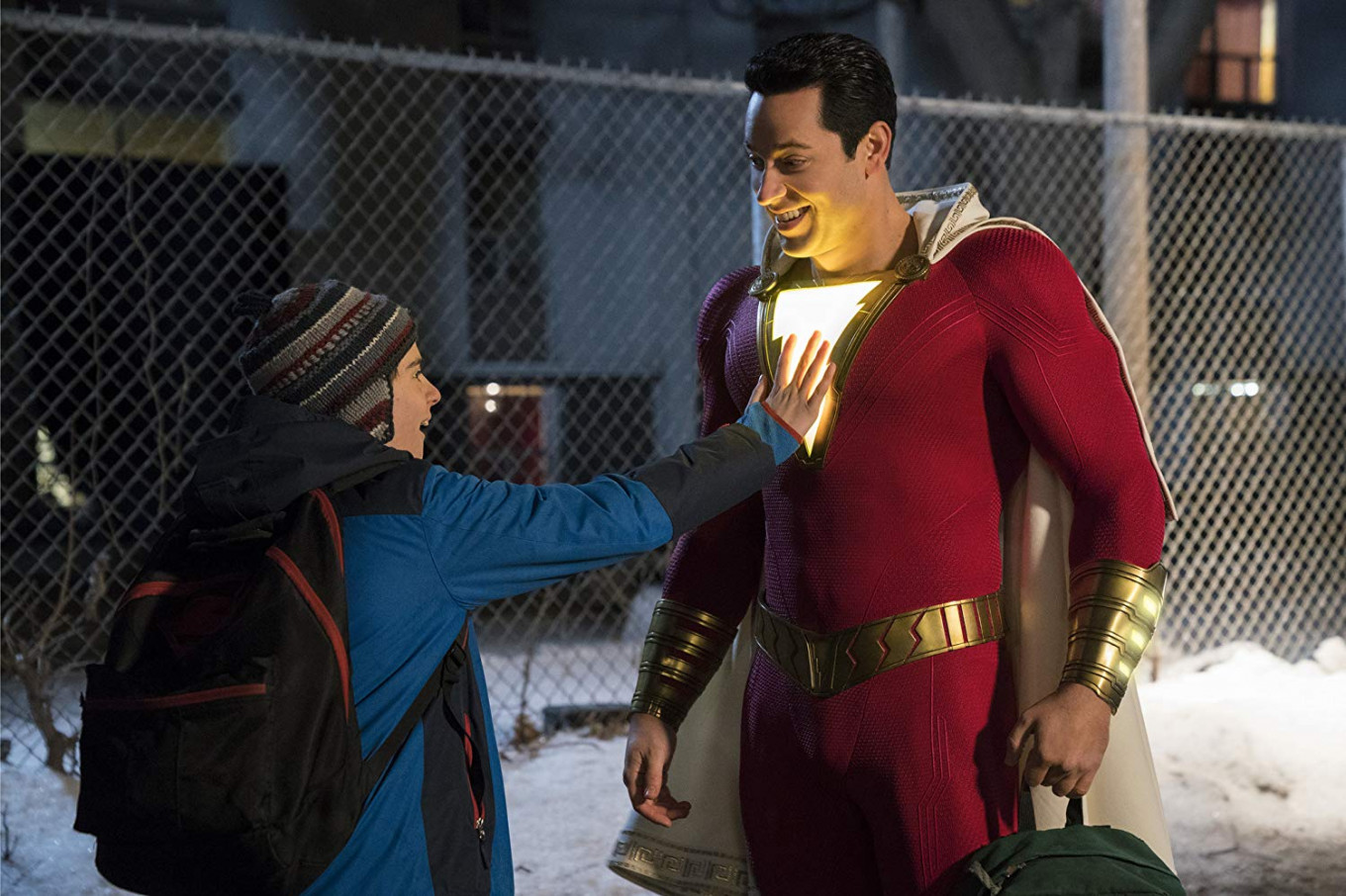'Shazam!' holds off newcomers to top box office again