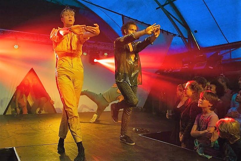 Dutch breakdance troupe 155 to perform in Jakarta
