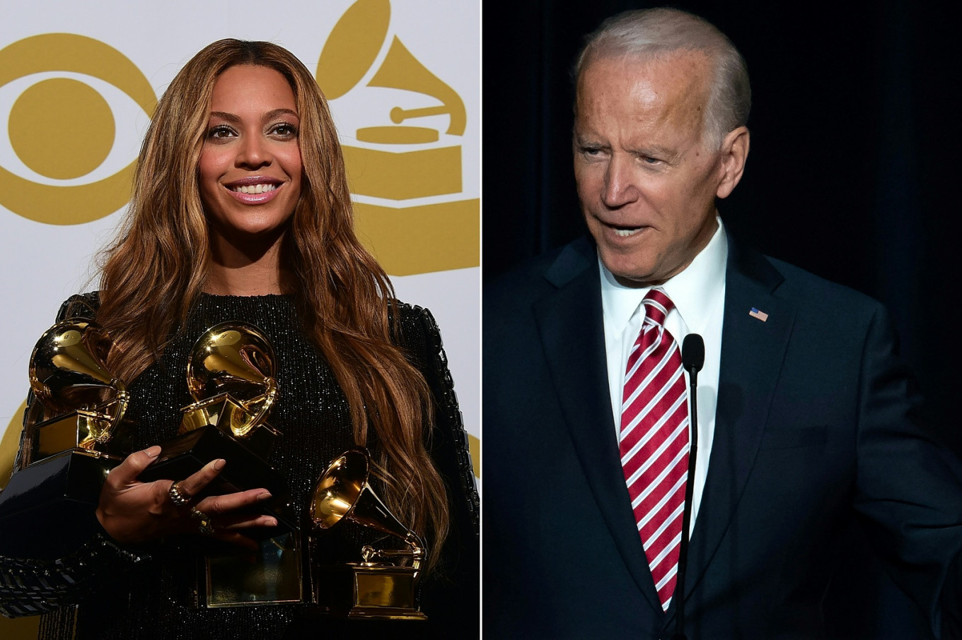 Too close for comfort? Biden, Beyonce spark personal space debate