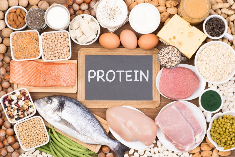 Seven high-protein foods to include in your meals