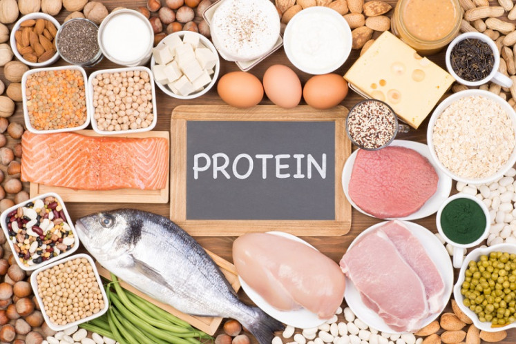 Seven high-protein foods to include in your meals - Food - The Jakarta Post