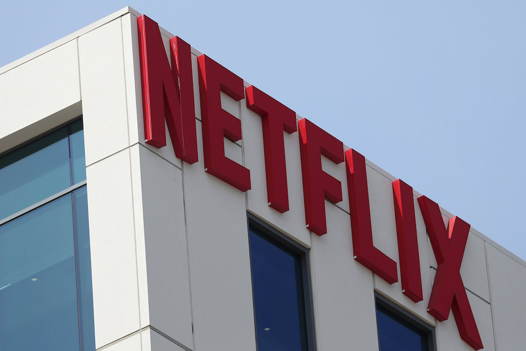 Netflix to make movies in Italy with Berlusconi's Mediaset