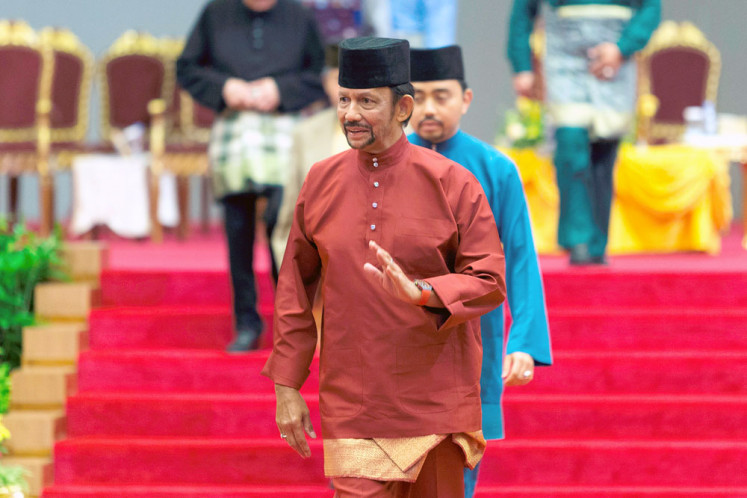 ASEAN's future in the hands of Brunei