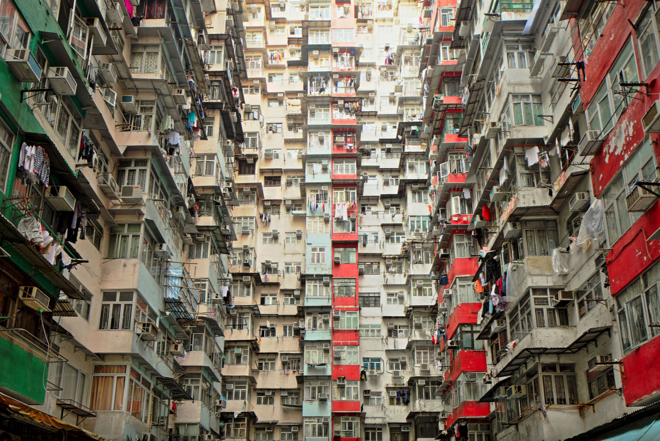 Hong Kong attracts tourists with 'Gram-worthy residential estates