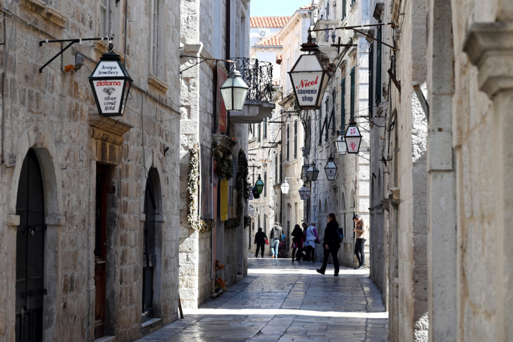 Dubrovnik or King's Landing? Game of Thrones is 'blessing and curse'