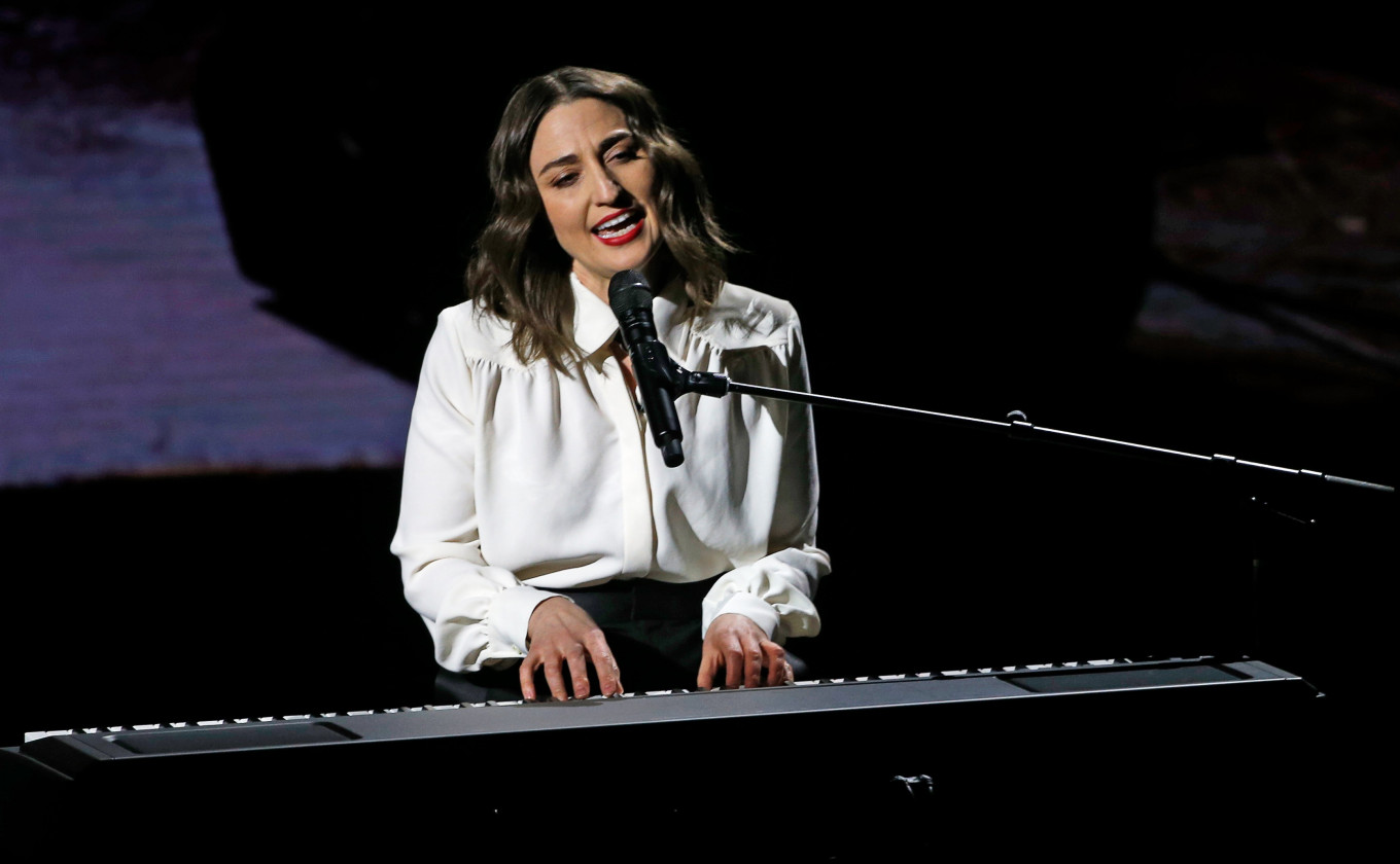 Sara Bareilles: 'I wrote love songs about the Obamas