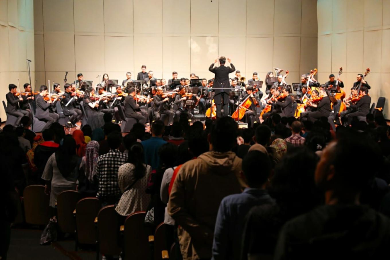 Jakarta philharmonic opens 2019 season with 'Brahmsiade'