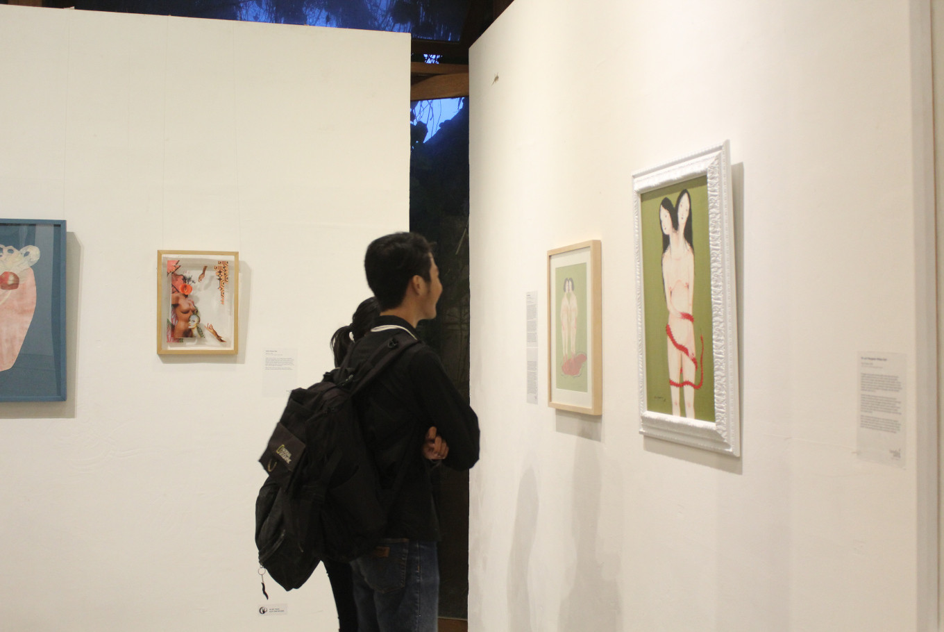 Tanda Seru! exhibition highlights women's emancipation, gender equality