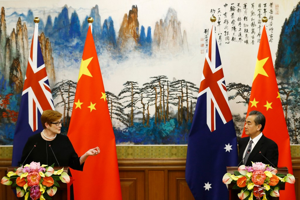 Australian state ends Chinese education program over foreign interference fears