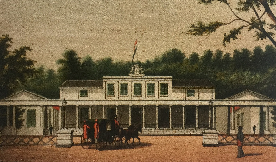 The State Palace: From private residence to a nation's landmark