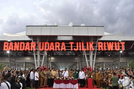 Jokowi scouts sites as Indonesia capital move gathers pace