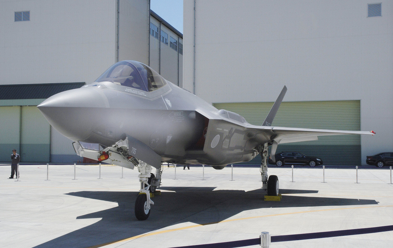 Japan scrambling jets less against China as more F-35 deployment eyed