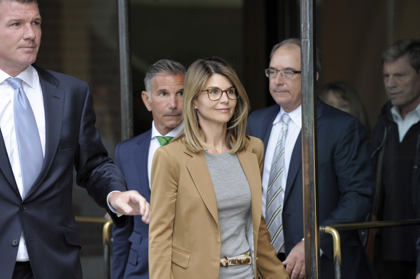 Story of US college admissions scandal coming to television