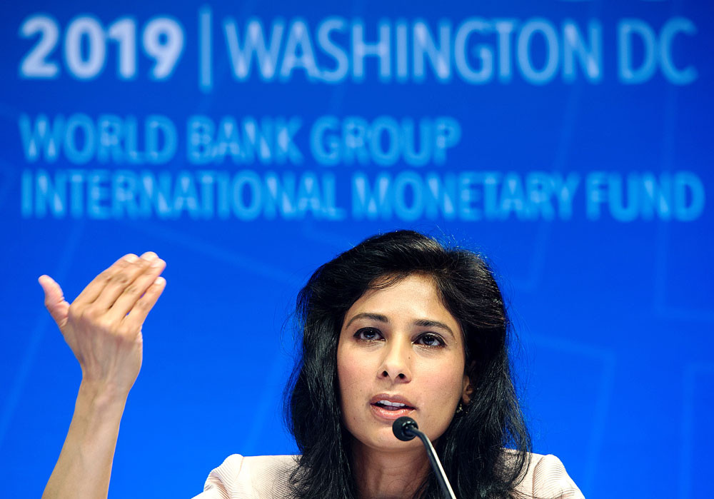 IMF lifts global growth forecast for 2021, still sees 'exceptional uncertainty'