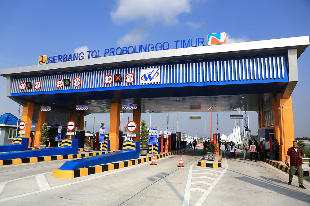 Jasa Marga makes toll road 'sing' to curb traffic accidents ahead of holidays