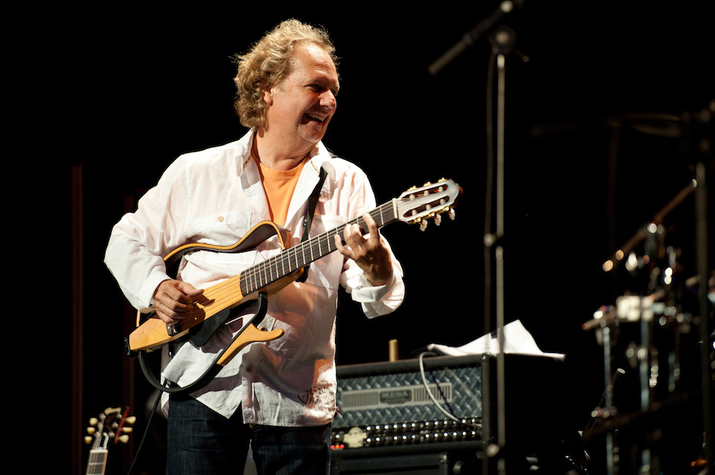 Ritenour's '6 String Theory' and its expanding musical legacy