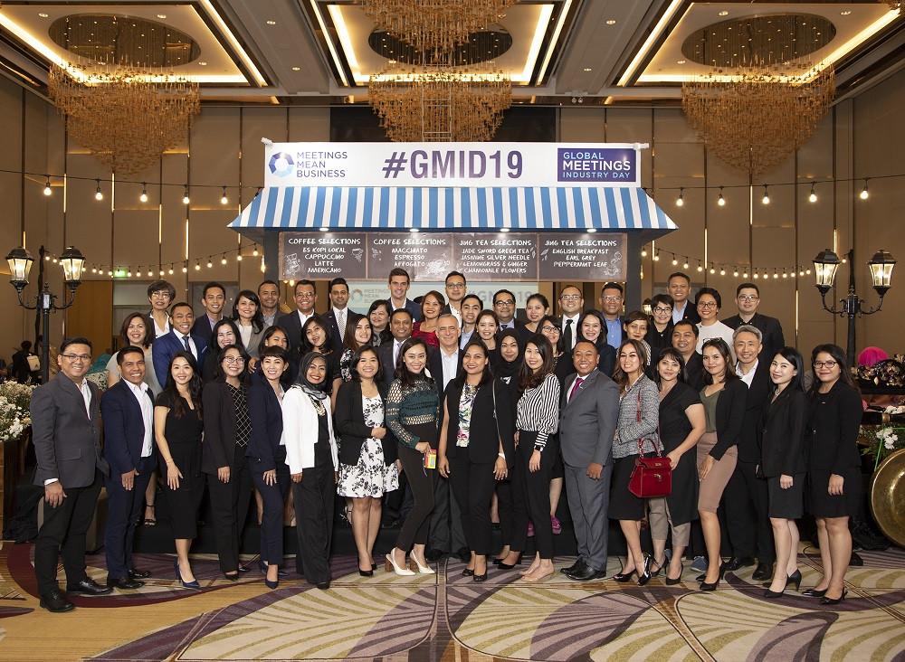 Marriott International celebrates Global Meetings Industry Day